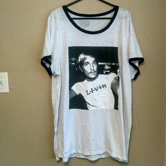Wooderson Livin T Shirt
